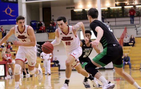 Davison has big night as EWU pulls away from North Dakota