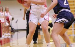 Women's basketball falls in double overtime to first-place MSU