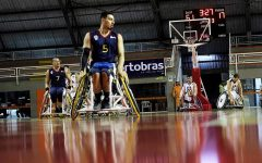 Evjen takes unexpected journey to becoming EWU's first sanctioned wheelchair basketball coach