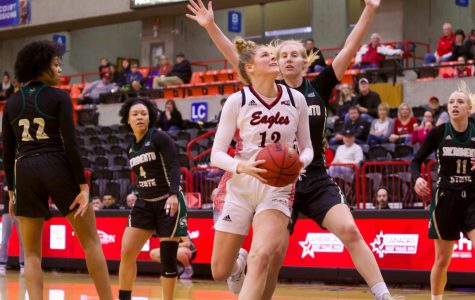 Women's basketball loses eighth straight