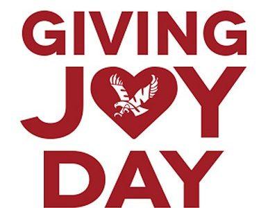 EWU raises over $270,000 on Giving Joy Day