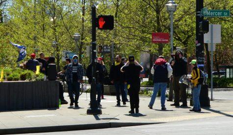 Protests against pandemic closures