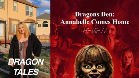 Dragon Tales: Annabelle Comes Home (2019) review