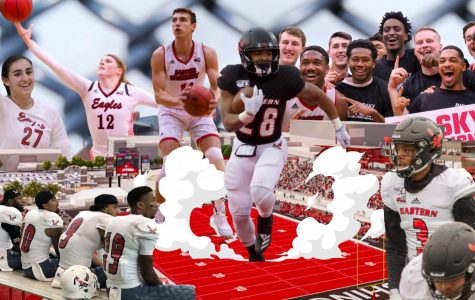 Highs and lows from an eventful year of EWU athletics