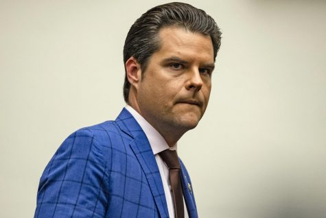 U.S. Representative Republican Matt Gaetz is being investigated after allegations of a sexual relationship with a minor.