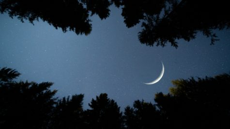 Starting Ramadan with newborn Moon